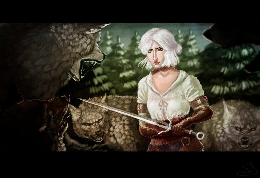 The Witcher 3 by Darkpaw2001