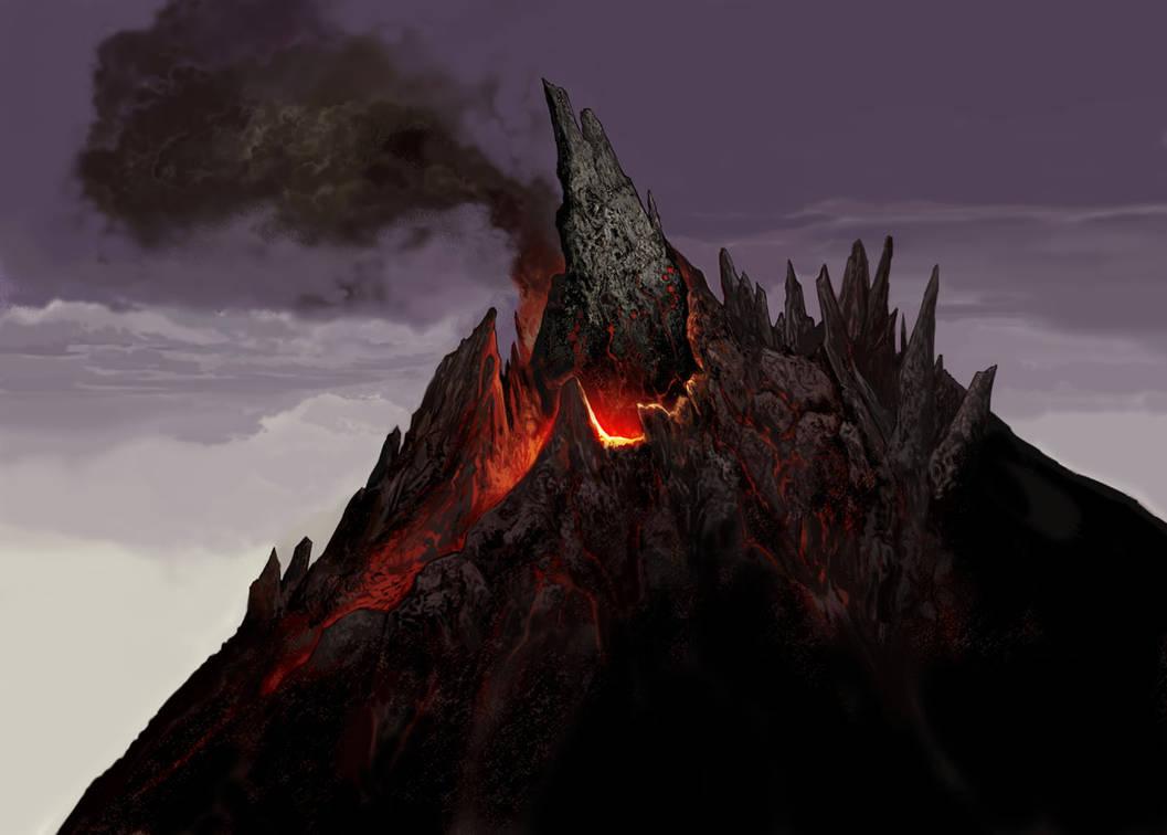 Volcano by DevaShard