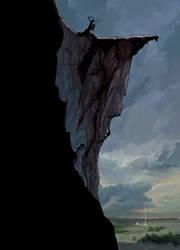 Cliff Face in Eathaar