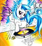 Vinyl Scratch-splosion