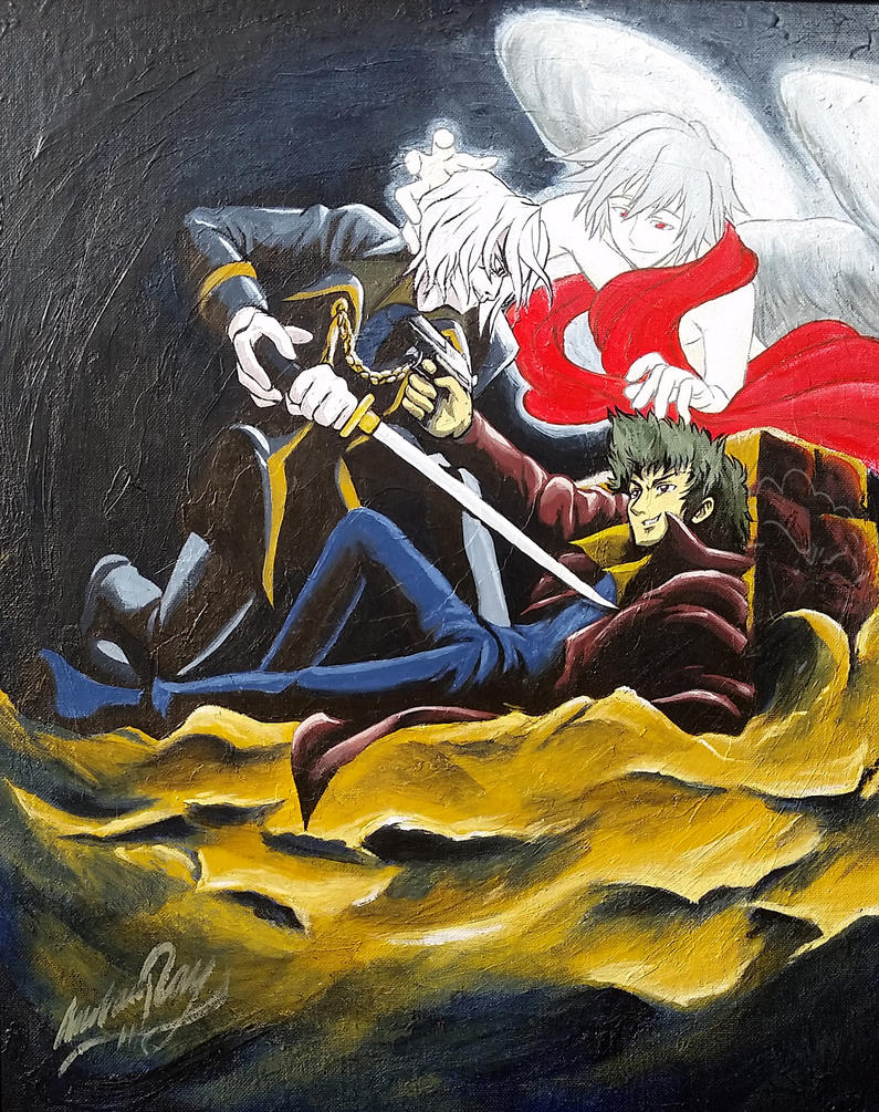 Fallen Angels by Muffyn-Man