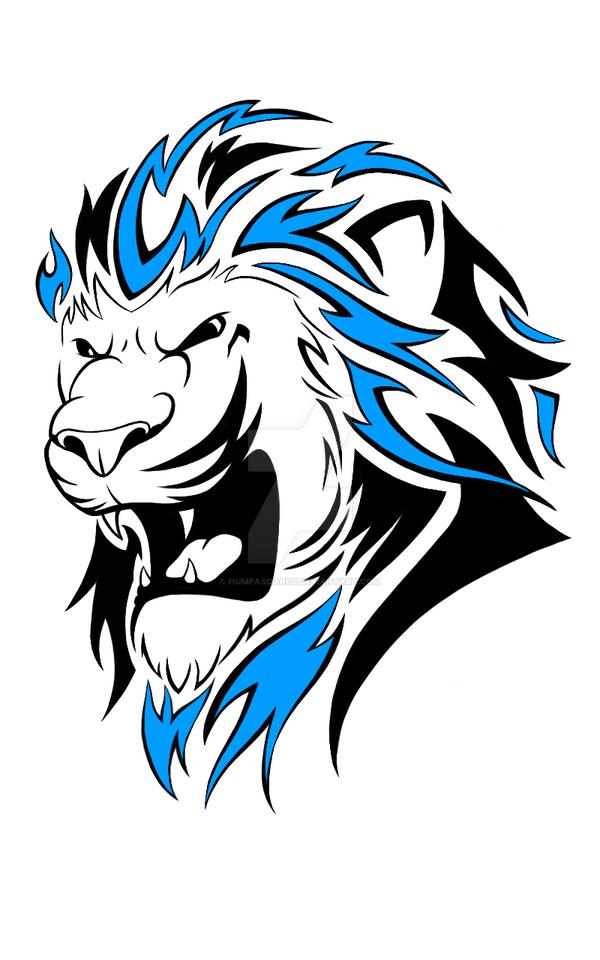 Lion Symbol by Humpasoarus ...