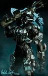 Halo 5 Character by Humpasoarus