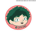 Deku (Commission Open for $1!) by siklab