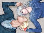 Jack and Elsa Genderbend