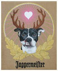 Jaggermeister by papertigress