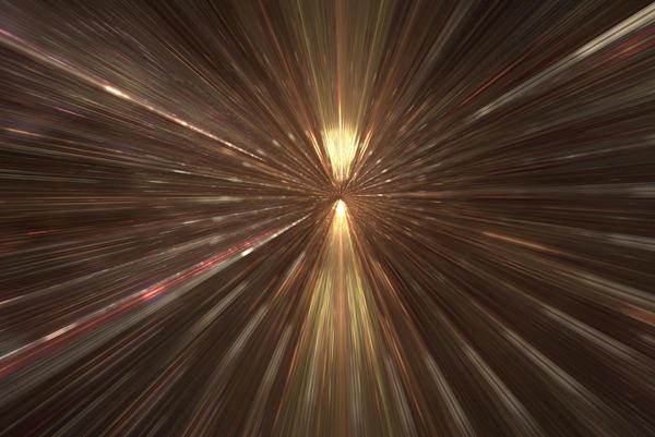 Light Glow Fractal Stock by SerendipityStock