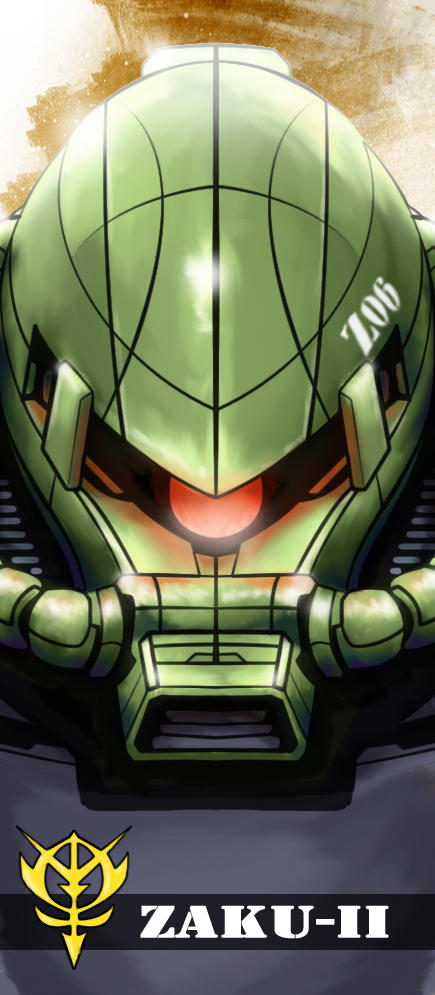 Zaku Phone Temp.