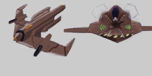 Mech carrier sketch