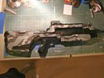 Halo 4 Battle Riffle
