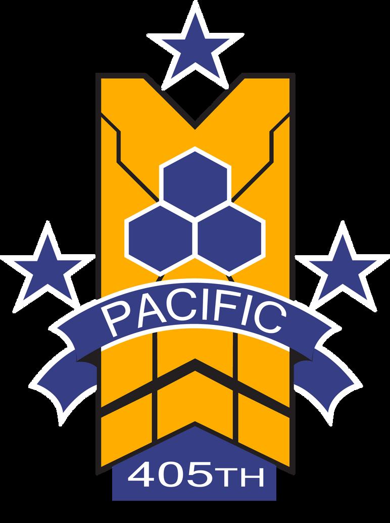 405th pacific logo by NEMESIS-01