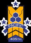 405th pacific logo