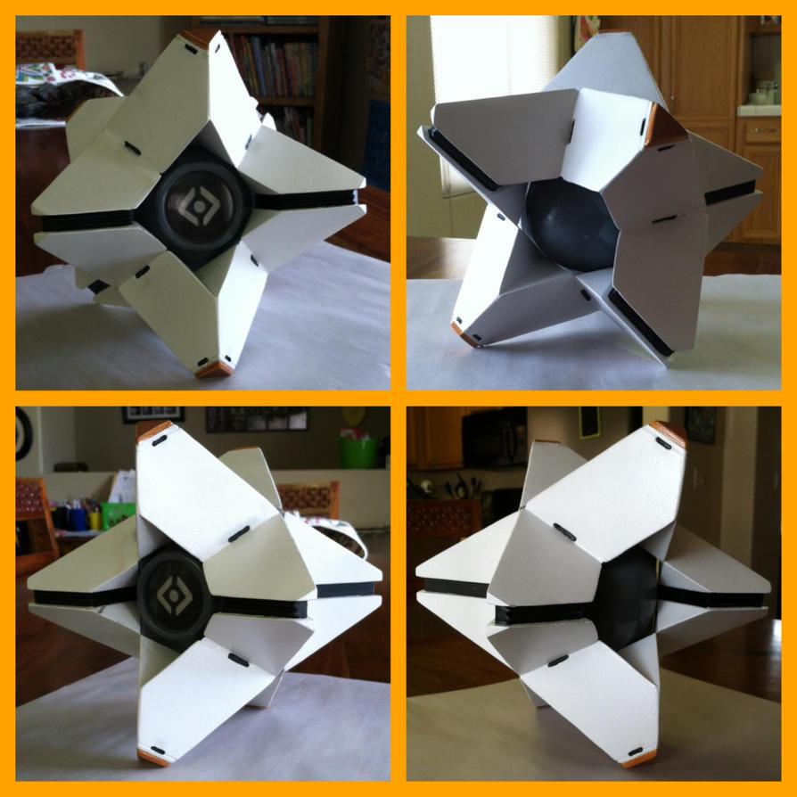Origami Ghost Destiny