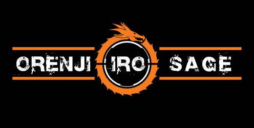 Orenji Iro Sage logo