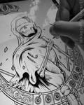 BLINDMAN - ARTWORK FOR SALE