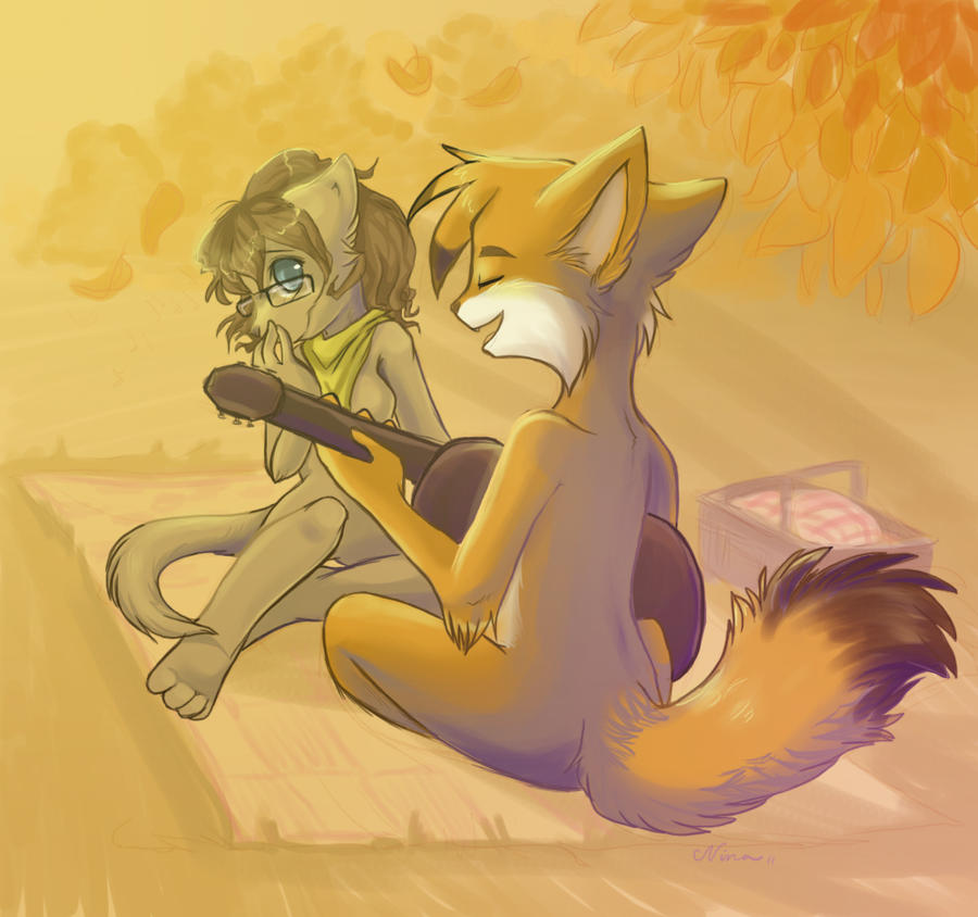 Autumn Serenade by Karoish