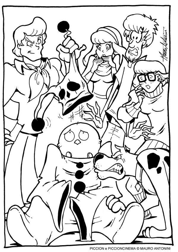 hacer coloring pages - photo #11