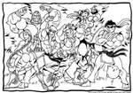 PICC FIGHTER by PICCIONCINEMA