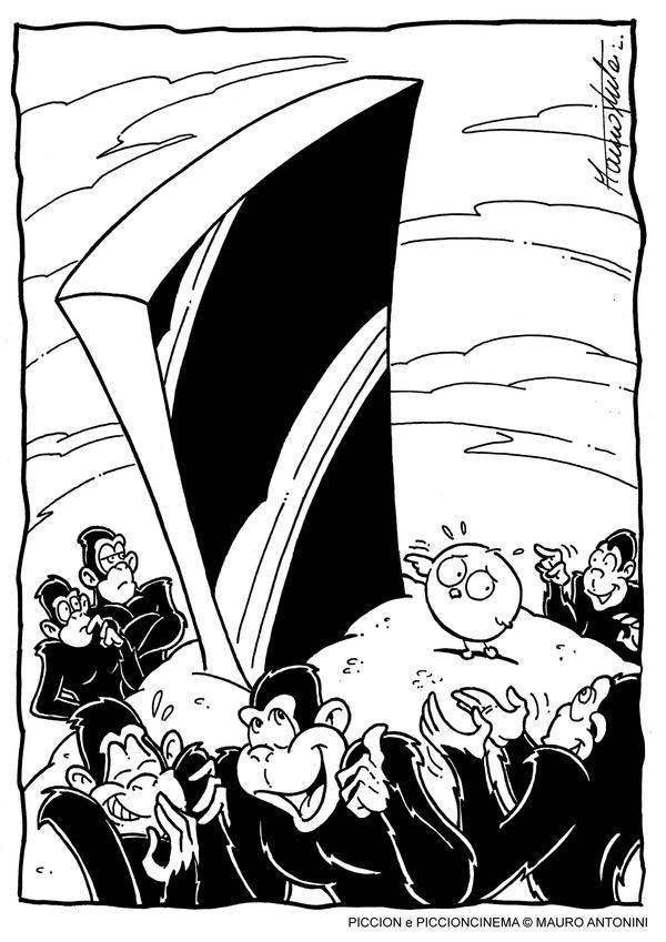 2001 - A PICCION ODISSEY by PICCIONCINEMA
