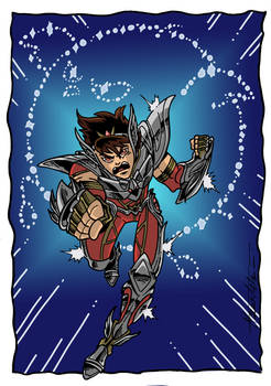 PICC SEIYA - LEGEND OF PICCTUARY - Color