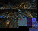 MineCraft Deep Water city