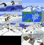 Artic Iceberg Biome