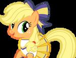 Cheerleader Applejack