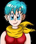 Bulma Remake DBS Hair(light Blue Hair Is Sexy) by NupieTheHero
