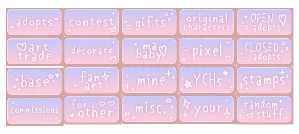 F2U : Pastel Gallery Folder