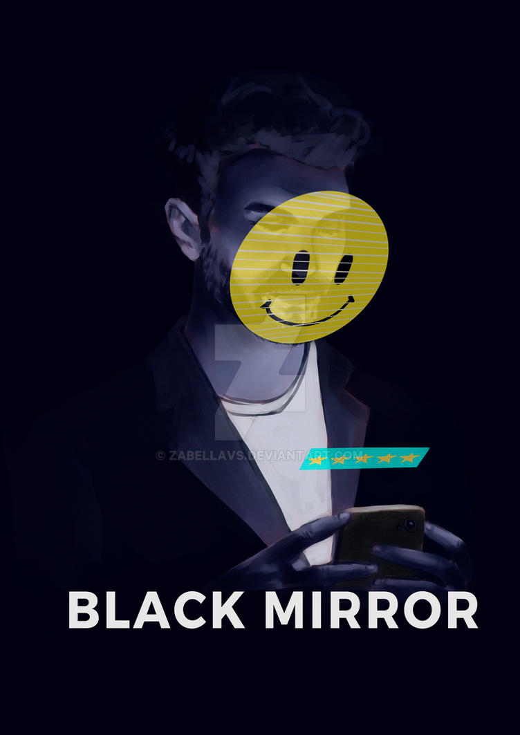 BlackMirror by ZaBellavS