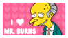 B stamp by Simpsons4Ever88