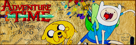 Exposição de Belos Pixels Adventure_time_sign_by_random_miss-d4njbvv