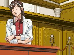 Niuska is in the courtroom by fanpire22