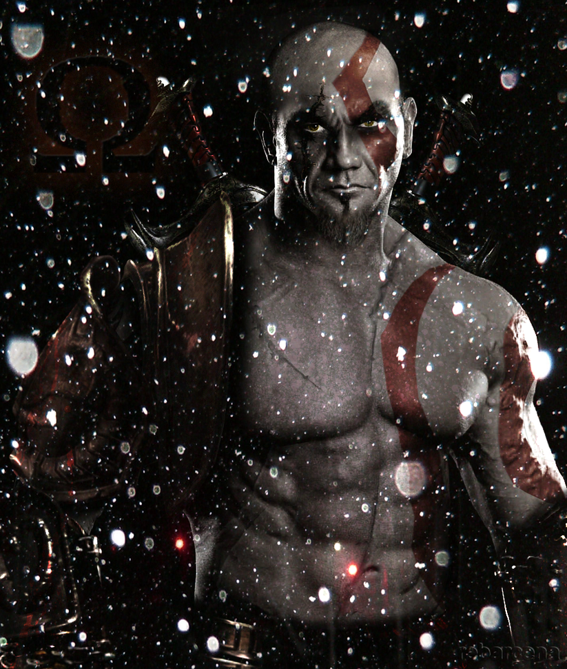 Who should play kratos in god of war movie n4g