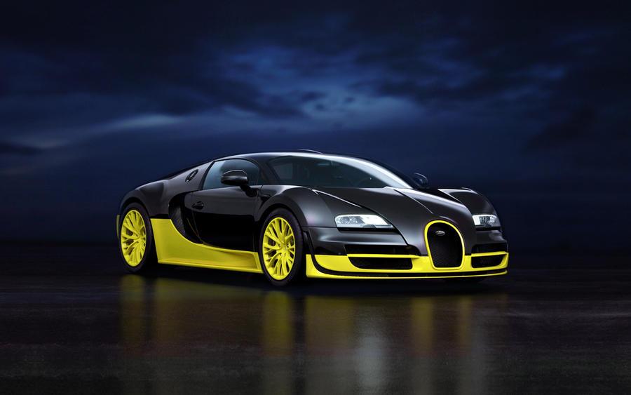 Bugatti Veyron Super Sport by christara