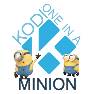 KODI ONE IN A MINION A1 T-shirt