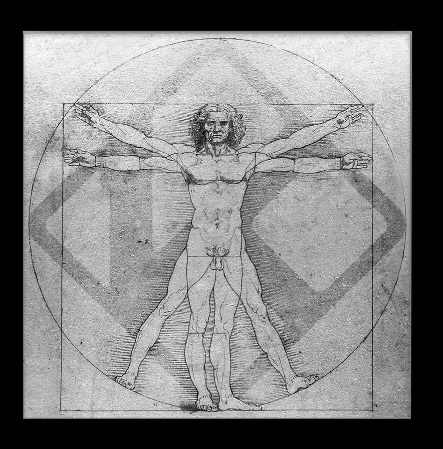 Kodi Vitruvian Man Da Vinci by christara