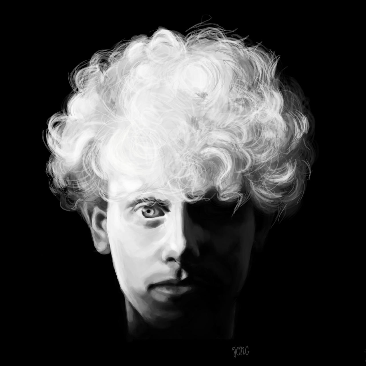 Martin L. Gore. by AlmostLikeNormal