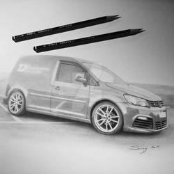 VW Caddy commission