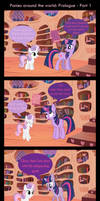 Ponies Around The World: Prologue - Part 1 by Serginh
