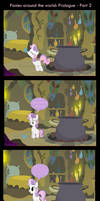 Ponies Around The World: Prologue - Part 2 by Serginh