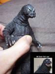 Custom SHMA Godzilla - suit accuratish