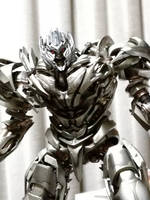 ALL HAIL MEGATRON,  nothing more nothing less