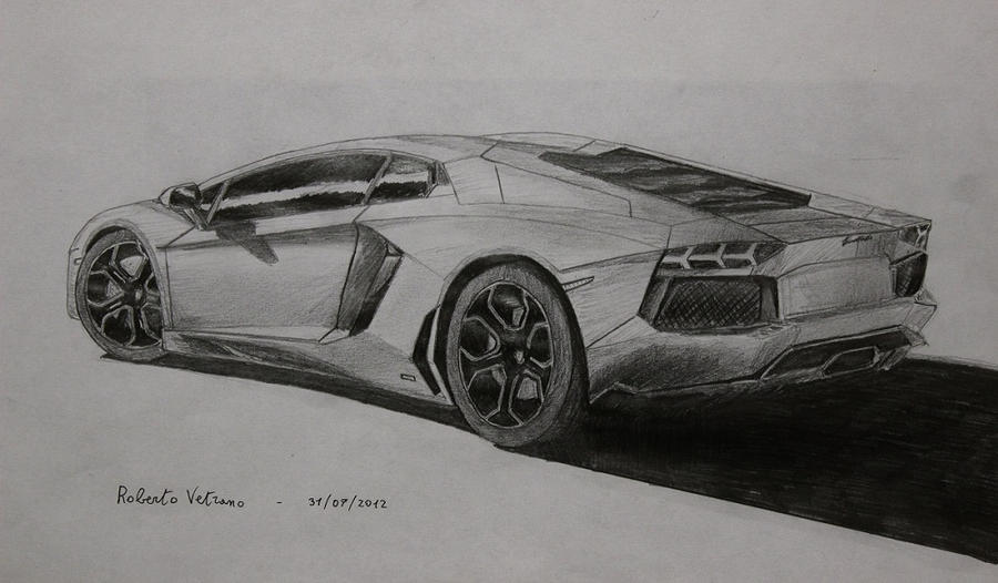 Lamborghini Aventador LP700-4 by RobertoJK on DeviantArt