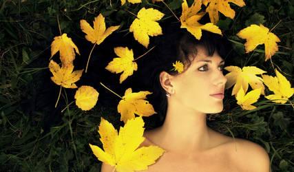 Autumn by JanaSkrivankova