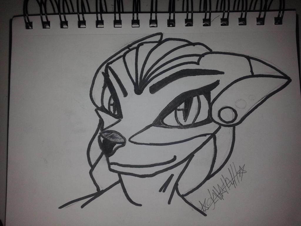 Gwen by zigzbox