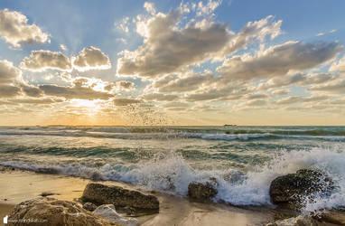 Goldeness beach