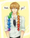 Thank-you Cranes