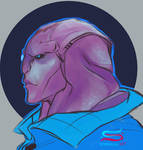 Jaal- Mass Effect Andromeda