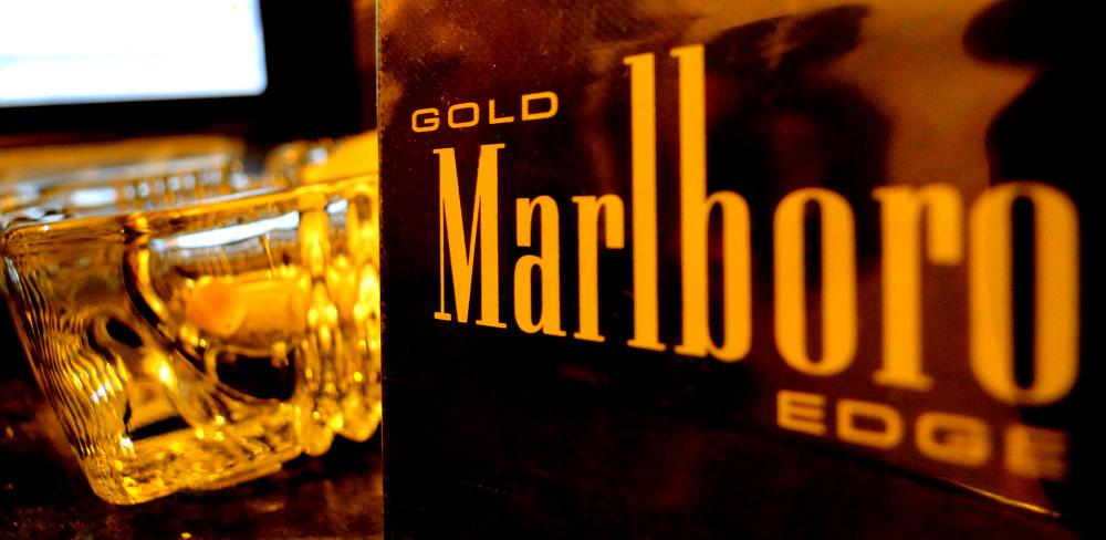 Marlboro GOLD EDGE by memo-adv on DeviantArt
